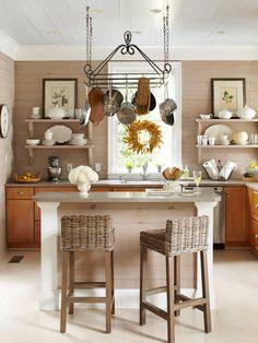 Charming small kitchen