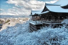 あの景色が雪化粧でさらに荘厳に..!冬の絶景が美しい日本の名スポット5選 | by.S