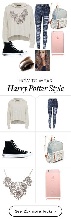 """Thinking is hard"" by lolblingqueen on Polyvore featuring Converse and Red Camel"