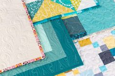 Free-Motion Quilting Designs
