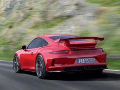 2014 Porsche GT3 (991)