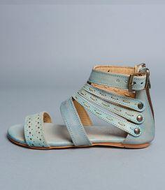 ARTEMIS BLUE DRIFTWOOD - Sandals - Women BED|STU
