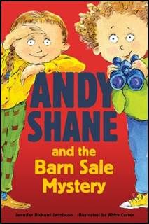 The spirit of giving takes a twisty turn as Andy schemes to give Granny Webb the best present ever--and ends up with a mystery on his hands. PB 9780763648275 / Ages 5-8 / GRL J