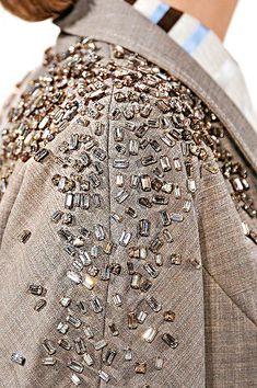 Текстурная вышивка в коллекциях высокой моды. Продолжение - Ярмарка Мастеров - ручная работа, handmade