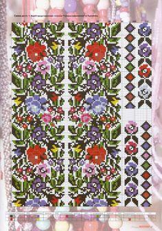 Gallery.ru / Фото #27 - Bordado Workshop №60 (11-12) 2017 - Chispitas Hand Embroidery, Cross Stitch Patterns, Quilts, Blanket, Crochet, Handmade, Crafts, Women's Fashion, Zoom Zoom