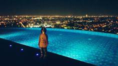 My kid @Surabaya