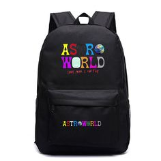 Travis Scott School Backpack Book Bag For Youth Travis Scott Merch, Shirt Hoodies, Jansport Backpack, School Backpacks, Trendy Outfits, Fashion Backpack, Youth, Sweatpants, Easy