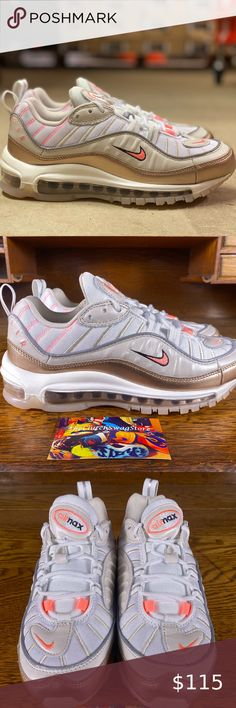 online for sale online here super cheap 61 meilleures images du tableau air max 98 | Chaussures nike, Nike ...