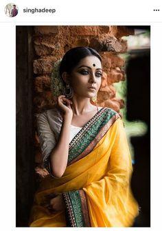 Something about yellow Portrait Photography Poses, Photography Poses Women, Fashion Photography, Outdoor Photography, Portraits, Indian Photoshoot, Saree Photoshoot, Indiana, Indian Aesthetic