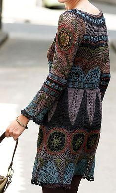Crochet Dress Chart