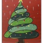 Whimsy Tree 11x14 & 16x20 Canvas, Gallery, Broadway, Christmas, Inspiration, Biblical Inspiration, Xmas, Roof Rack, Weihnachten