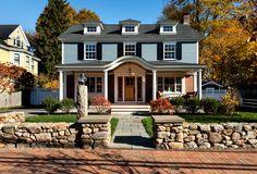 Newburyport Home  - Fiorentino Group Architects