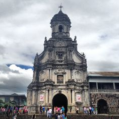 An Old Church | Philippines