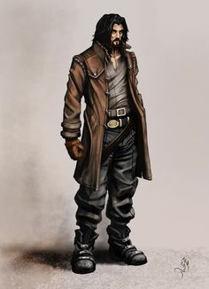 post apocalyptic characters - Google Search