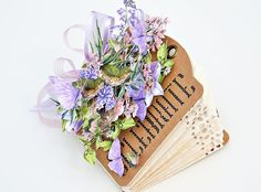 This tutorial will enable you to create a basic expanding tag mini album ready for you to decorate in the paper of your choice.
