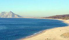 Playa de Alcaidesa . San Roque. CADIZ España.