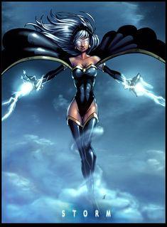 X-Men Storm (Tempestade)