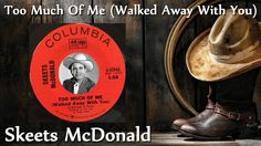 """""""Too Much Of Me (Walked Away With You)"""" *Stereo* B-Side of the single: """"Mabel"""" 1966 © Label: Columbia Records Country Music Videos, Country Singers, Waylon Jennings, Walking Away, Columbia Records, You Youtube, Label, Traditional, Amp"""