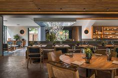 Pujol restaurant interior jsa  | Restaurants design inspirations and ideas. Click to see more travel inspirations | www.designlimitededition.com #interiordesign #highendrestaurants #inspirationsandideas #bestrestaurants #restaurantswithaview #restaurantdesign #japaneserestaurant