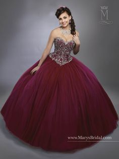 Mary's Bridal Beloving Collection Quinceanera Dress Style 4781