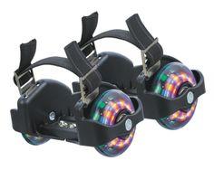 Quieres divertirte y hacer deporte al mismo tiempo, prueba estos fantasticos patines con luces http://tusmoke.com/flashing-rollers/182-flashing-rollers-i-patines-con-luces.html