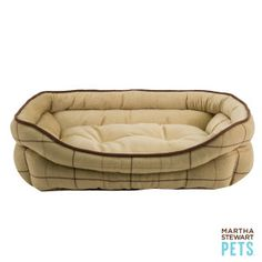 Martha Stewart Pets® Comfort Cuddler Dog Bed