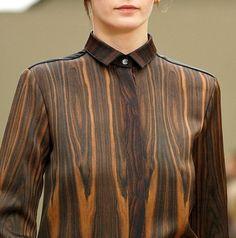 wood shirt.