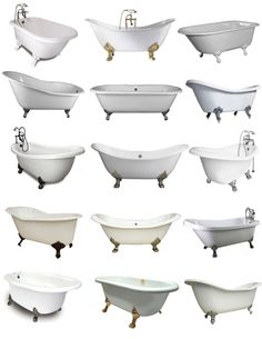 The Iconic Claw Foot Tub