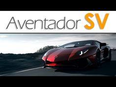 Aventador SV unveiling [2015 Geneva Auto Show] - YouTube