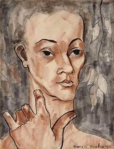 Francis Picabia, Portrait d'homme