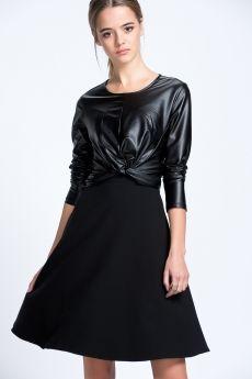 Juanita Elbise Siyah 1