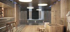 Swiss Ocean, Seahawk, Zurich, 2014 | MACH ARCHITEKTUR GMBH: Yacht Spa Interior Design Explorer Yacht, Natural Wonders, Spa Interior, Interior Design, Ocean, Building, Zurich, Hospitality, Home Decor