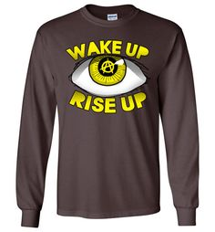 Starting today, we have another great product: Wake Up Rise Up L....  Come take a peak! http://www.freedomswagstore.com/products/wake-up-rise-up-long-sleeve-shirt?utm_campaign=social_autopilot&utm_source=pin&utm_medium=pin