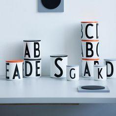 Vorratsdose Multijar von Design Letters im Shop