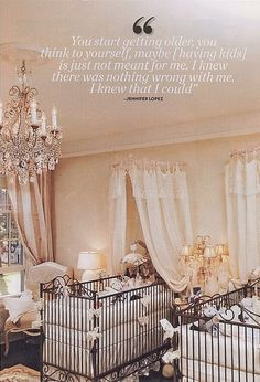 Nursery for a princess