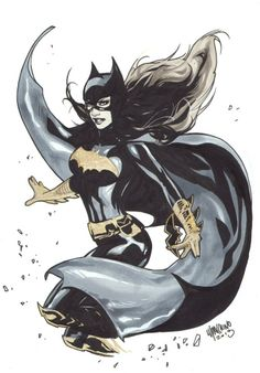 Batgirl by Emanuela Lupacchino *
