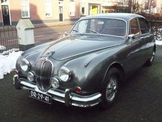 Catawiki online auction house: Jaguar MK2 3.4 automatic transmission - 1962