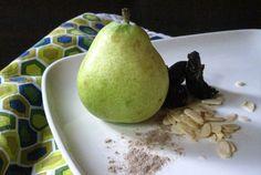 almond-pear-plum-puree