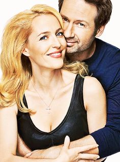 david duchovny and gillian anderson - Google Search
