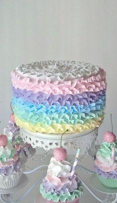 Resultado de imagem para shabby chic cakes