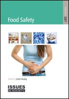 Volume 397 - Food Safety  @SpinneyPress #thespinneypress #spinneypress #issuesinsociety #food #foodsafety