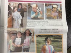 Our patrons at Star Wars Reads Day were featured in this week's Village Times Herald!