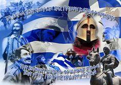 Hellas through the ages Greek Flag, Spartan Warrior, Greek Beauty, Ww2, Greece, Empire, Army, History, Counting