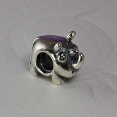 Genuine Pandora S925 Silver 790252 Retired Rhino Charm European Listing in the Other,Charms & Charm Bracelets,Fine Jewellery,Jewellery & Watches Category on eBid From GCR