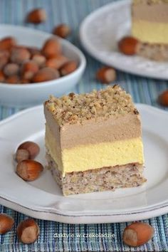 Polish Desserts, Polish Recipes, Sweets Cake, Cupcake Cakes, Cupcakes, Sweet Recipes, Cake Recipes, Dessert Recipes, Croation Recipes