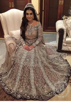 Elan Pakistani bridal