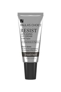 Amazing Anti Aging Eye Cream by Paula's Choice! Goes on silky smooth and works after only 1 week! @PaulasChoice #GotItFree
