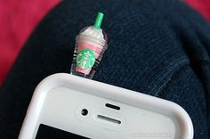 Starbucks iPhone accessory