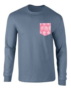 Frocket Tee - Comfort Colors $29.00 Many other colors and frockets available!