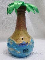 Кукуня и Кукуся: С мечтой о далёком острове. Бутылка в подарок